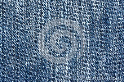 Fabric texture blue jean Stock Photo