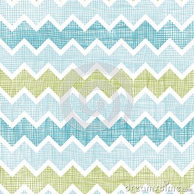 Free Fabric Textured Chevron Stripes Seamless Pattern Background Stock Photos - 39633493