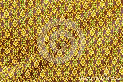 Fabric thai style