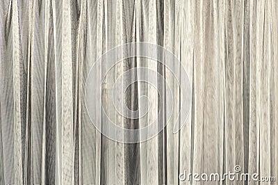 Fabric in the window