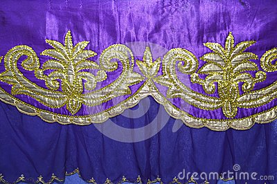 Fabrics decoration