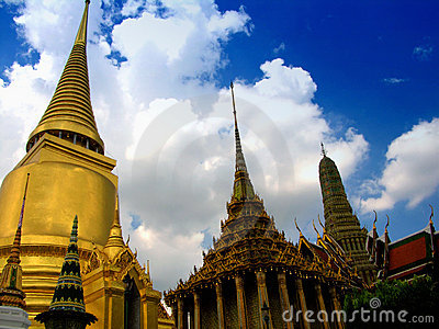 Fabulous Grand Palace and Wat Phra Kaeo - Bangkok, Thailand 1