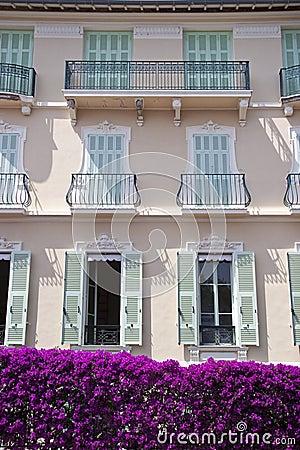 Facade from Monaco