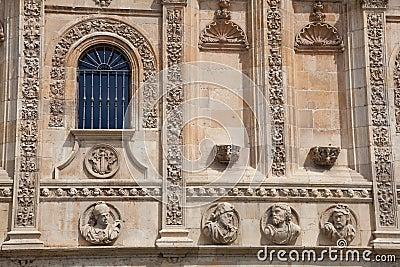 Facade of San Marcos