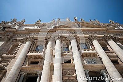 Facade of San Pietro
