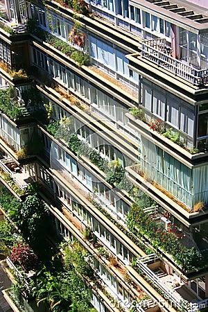 Facade in Sao Paulo