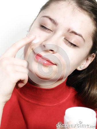 Face cream 2