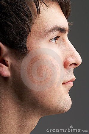 Free Face In Profile Stock Photo - 2482810