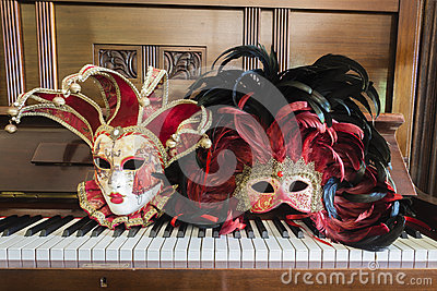 Face Masks Piano Arts