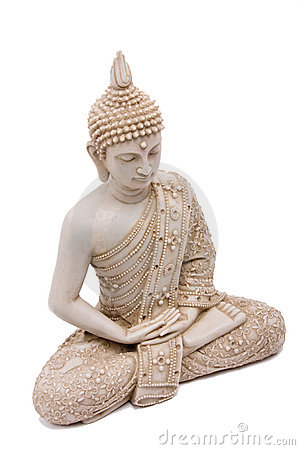 Free Face Of Buddha Royalty Free Stock Image - 12559696