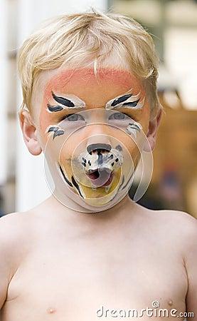 tiger face painting ideas. tiger face painting ideas