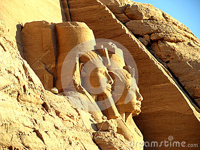 Face Rameses II