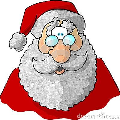 Face of Santa 1