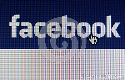 Facebook Editorial Image