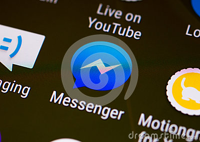 how to download images from facebook messenger