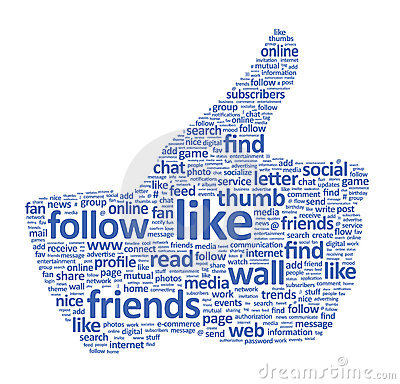 Facebook Thumb Up Sign