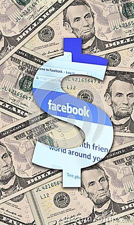 Facebook and U.S. Dollar