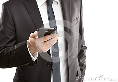 Facendo uso del telefono astuto