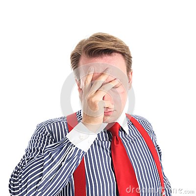 Free Facepalm Royalty Free Stock Images - 32838969