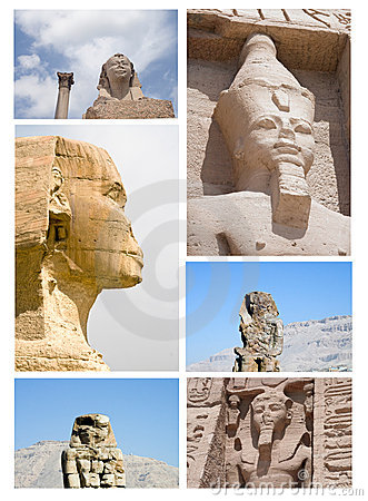 Free Faces Of Egypt Royalty Free Stock Images - 14389439