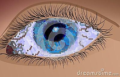 Facet Eye