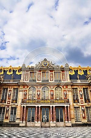 Fachada de la Versalles