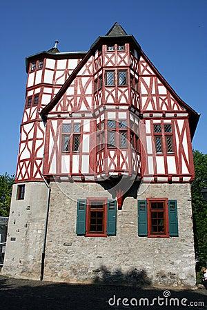 Fachwerk House