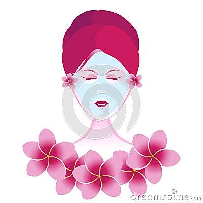 Facial Beauty Girl