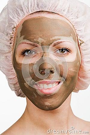 Facial maska