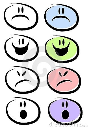 Facial Moods and Expressions