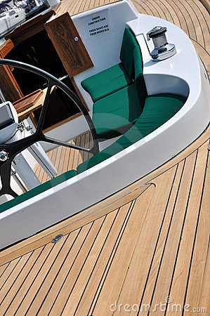 Facilities Of Boat Inside Stock Images - Image: 17100154