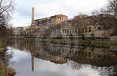 Factory Royalty Free Stock Photography - Image: 5144527