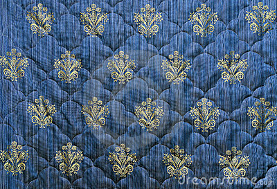 Factory made quilt or patchwork background
