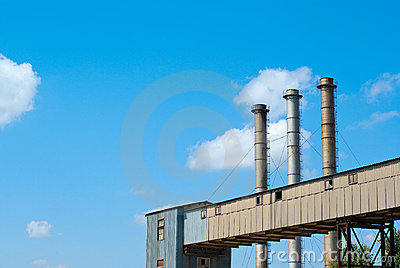 Factory s chimney