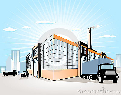 Factory + Transport