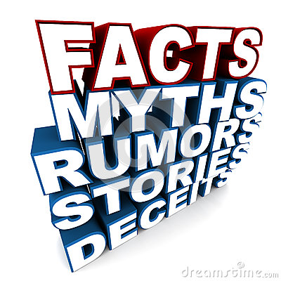 Facts over myths