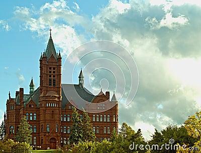 Faculdade de Crouse das belas artes