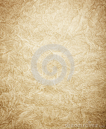 Faded gold textured surface