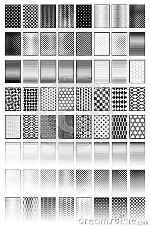 Fades, patterns, textures