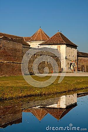 Free Fagaras Fortress - Romania Royalty Free Stock Photography - 22584797