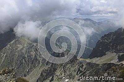 Fagaras landscape