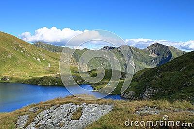 Fagaras mountain, Romania