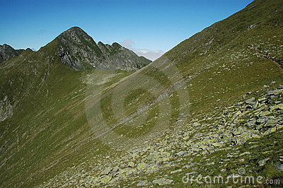 Fagaras mountains, Southern Carpathians, Romania