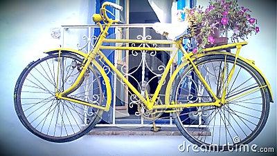 Fahrrad dekoration lizenzfreies stockfoto bild 34304815 - Dekoration fahrrad ...