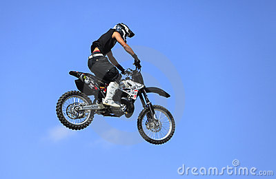 Fahrradflug Redaktionelles Bild