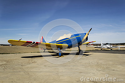 Fairchild PT-19 Small aircraft