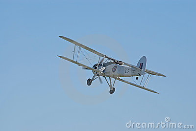 Fairey Swordfish in flight Editorial Photo