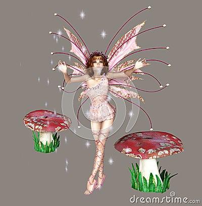 Free Fairies Royalty Free Stock Photos - 5072948