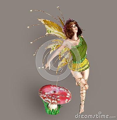 Free Fairies Royalty Free Stock Photo - 5072955