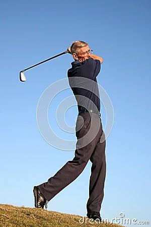 Fairway Golf Stroke